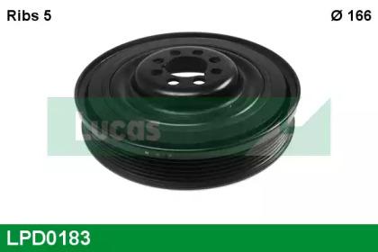 LPD0183 LUCAS ENGINE DRIVE