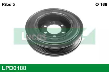 LPD0188 LUCAS ENGINE DRIVE