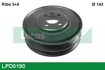LPD0190 LUCAS ENGINE DRIVE