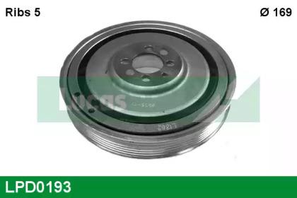 LPD0193 LUCAS ENGINE DRIVE