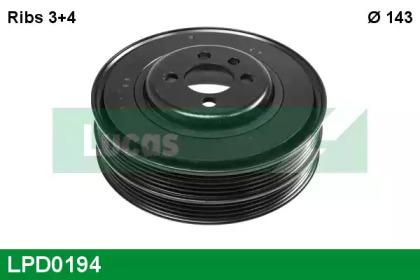 LPD0194 LUCAS ENGINE DRIVE