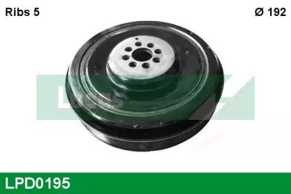 LPD0195 LUCAS ENGINE DRIVE