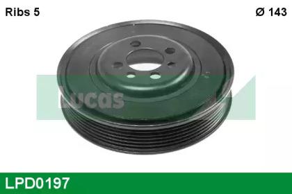 LPD0197 LUCAS ENGINE DRIVE