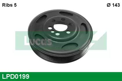 LPD0199 LUCAS ENGINE DRIVE