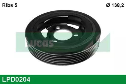 LPD0204 LUCAS ENGINE DRIVE