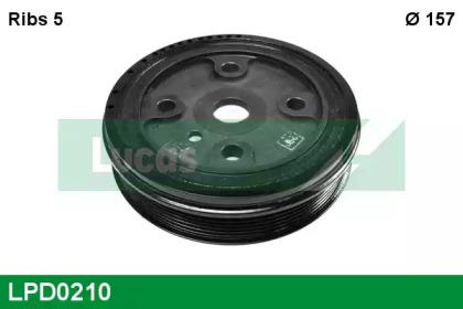 LPD0210 LUCAS ENGINE DRIVE