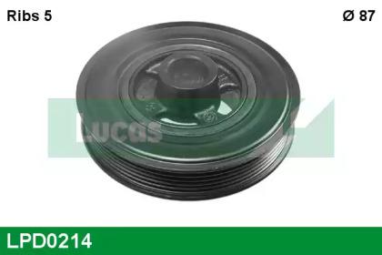 LPD0214 LUCAS ENGINE DRIVE