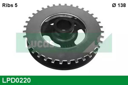 LPD0220 LUCAS ENGINE DRIVE