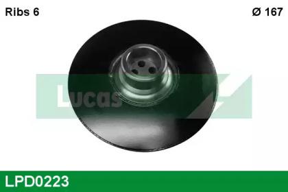 LPD0223 LUCAS ENGINE DRIVE