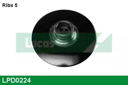LPD0224 LUCAS ENGINE DRIVE