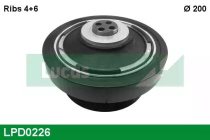 LPD0226 LUCAS ENGINE DRIVE