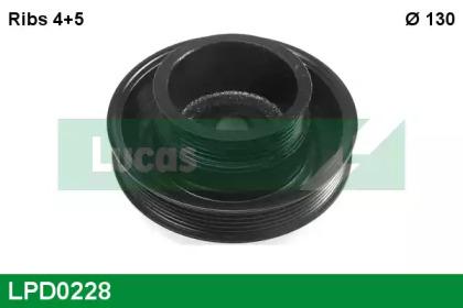 LPD0228 LUCAS ENGINE DRIVE