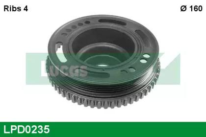 LPD0235 LUCAS ENGINE DRIVE