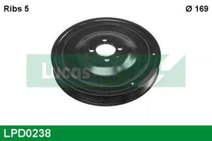 LPD0238 LUCAS ENGINE DRIVE