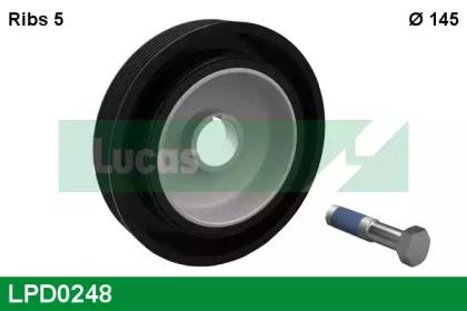 LPD0248 LUCAS ENGINE DRIVE
