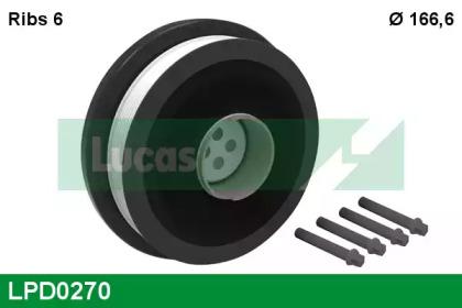 LPD0270 LUCAS ENGINE DRIVE