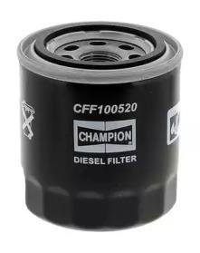 CFF100520 CHAMPION Фильтр топливный MAZDA /L520 (пр-во CHAMPION)