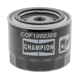 COF100030S CHAMPION FILTR OLEJU CHRYSLER DACIA FORD