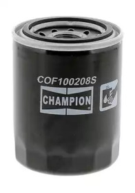 COF100208S CHAMPION FILTR OLEJU  OPEL HONDA
