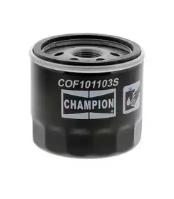 COF101103S CHAMPION FILTR OLEJU  RENAULT