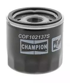 COF102137S CHAMPION FILTR OLEJU RENAULT