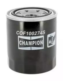 COF100274S CHAMPION FILTR OLEJU TOYOTA VW TARO 2.4D