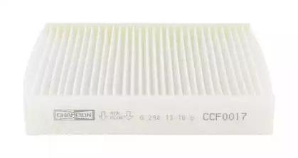 CCF0017 CHAMPION FILTR POWIETRZA KABINOWY FIAT HONDA SUZUKI