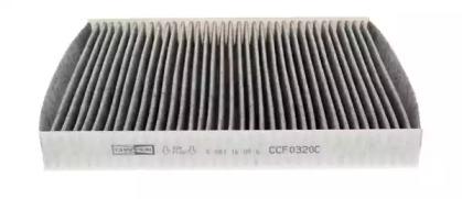 CCF0320C CHAMPION FILTR POWIETRZA KABINOWY SKODA FABIA -1