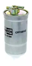 CFF100142 CHAMPION FILTR PALIWA  AUIDI SKODA VW