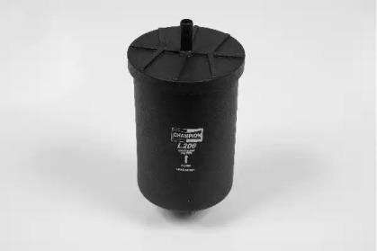 L206606 CHAMPION Топливный фильтр -1