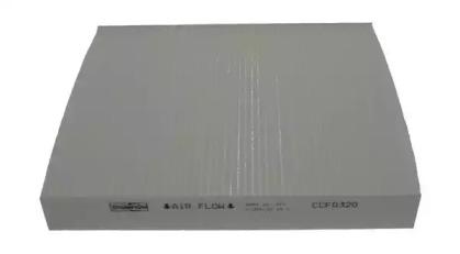 CCF0320 CHAMPION FILTR POWIETRZA KABINOWY SKODA FABIA -1