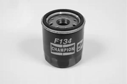 F134606 CHAMPION Фільтр масла Renault Clio II 1.2i 4/98-, Kangoo 1.2i 9/97- -2