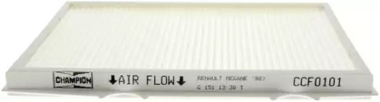 CCF0101 CHAMPION FILTR POWIETRZA KABINOWY RENAULT MEGANE -1