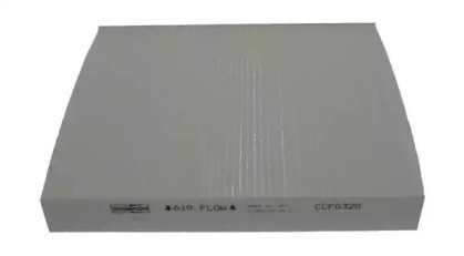 CCF0320 CHAMPION FILTR POWIETRZA KABINOWY SKODA FABIA -3
