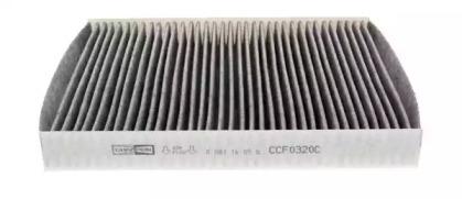 CCF0320C CHAMPION FILTR POWIETRZA KABINOWY SKODA FABIA -3