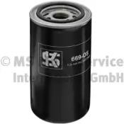 50013669 KOLBENSCHMIDT Масляный фильтр 669-OS (пр-во KS)