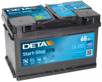 DL652 DETA