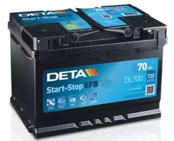 DL700 DETA