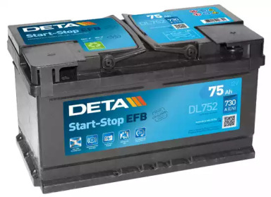 DL752 DETA