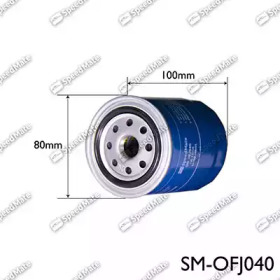 SMOFJ040 SPEEDMATE Фильтр масляный NISSAN (пр-во SPEEDMATE, Korea)