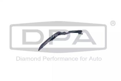 Направляючий профіль; правий передній DPA 88070877002 для авто  с доставкой