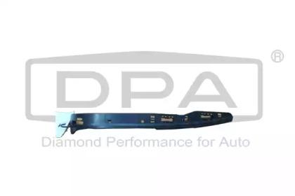 Направляючий профіль; лівий передній DPA 88071175602 для авто  с доставкой