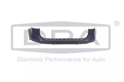 Бампер; задній DPA 88071330102 для авто  с доставкой