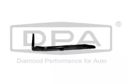 Направляючий профіль; правий передній DPA 88071332402 для авто  с доставкой