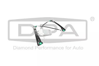 Склопідіймач без мотора DPA 88370721702 для авто  с доставкой