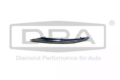 Накладка для переднього бампера; ліва DPA 88530695102 для авто  с доставкой