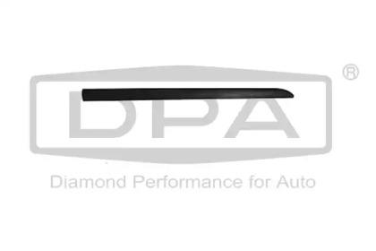 Молдінг двері; передній правий DPA 88530712802 для авто  с доставкой