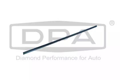 Молдінг двері; задній лівий DPA 88530859602 для авто  с доставкой