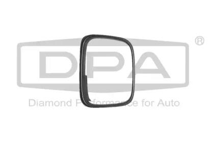 Зовнішній корпус дзеркала; правий DPA 88580605902 для авто  с доставкой
