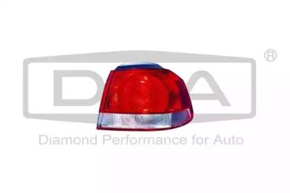 Задня фара; права зовнішня DPA 89450830302 для авто  с доставкой